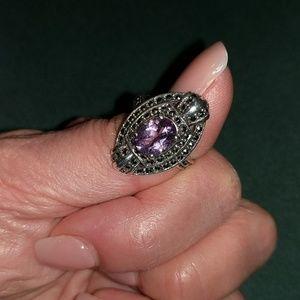 Jewelry - Vintage Amethyst Ring