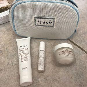 Fresh Lotus Youth Preserve Skincare Set