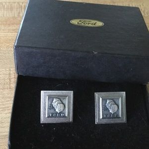 Other - Ford 25 years Cufflinks