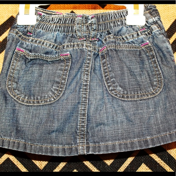 80 gap other baby gap denim skirt 6 12 m from