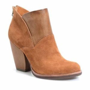 Kork Ease Castaneda Ankle Bootie in Bison