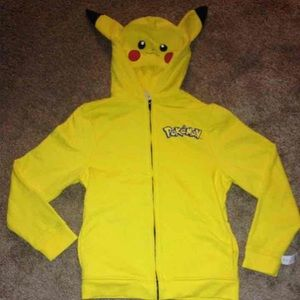 Pokemon Other - Boys Pikachu Jacket