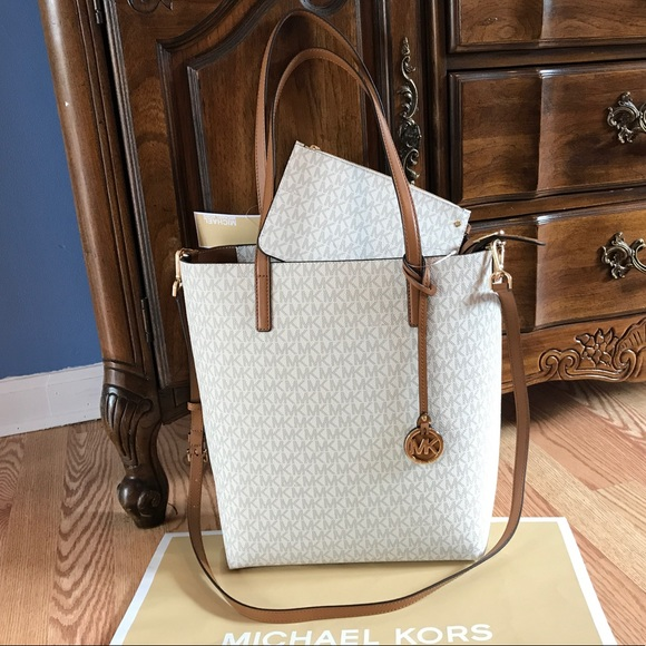 6fdd951e885c Michael Kors Bags | New Hayley Mk Handbag Large Purse Bag | Poshmark