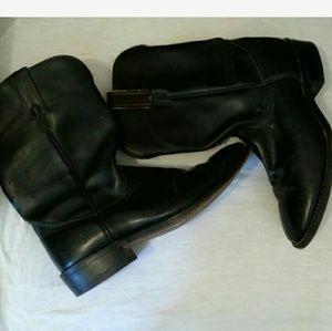 Laredo Other - Laredo  leather  boots.size  7.5EE