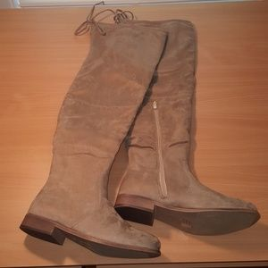 Journee Collection Shoes - NWOT ATTN TALL GALS! Actual Over the Knee Boots!