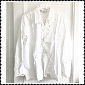 Anne Fontaine Tops - Anne Fontaine white shirt