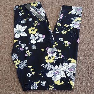 Leggings Depot  Pants - Floral Leggings