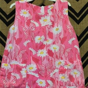 Lilly Pulitzer Other - Lilly Pulitzer girls 3T dress