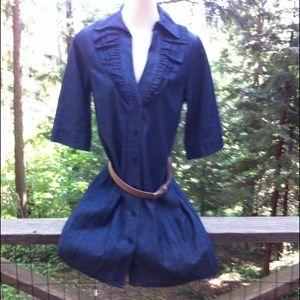 rhapsody Dresses & Skirts - Dark denim dress