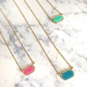 Delicate Pendant Necklace