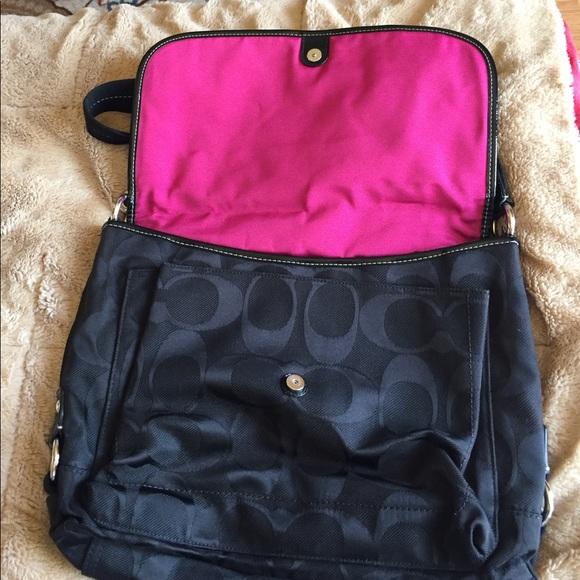 87 coach handbags coach messenger book bag in great condition from s closet on