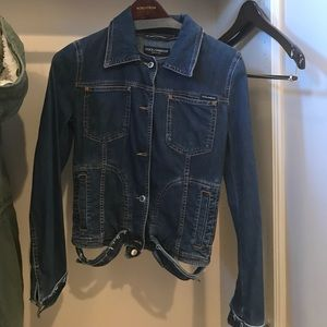 Dolce & Gabbana vintage jean jacket