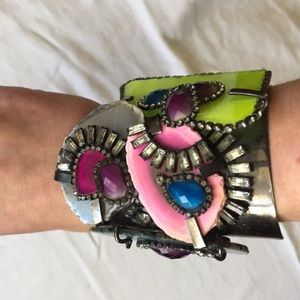 Erickson Beamon Jewelry - GORGEOUS Erickson Beamon Cuff Bracelet!!