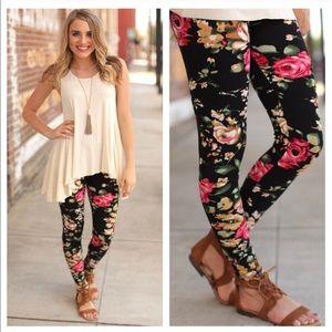 Infinity Raine Pants - Floral leggings🌺