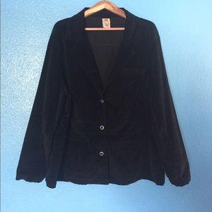 Old Navy Jackets & Blazers - Black corduroy blazer