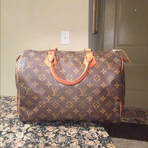 Louis Vuitton Handbags - Louis Vuitton Monogram Speedy 30