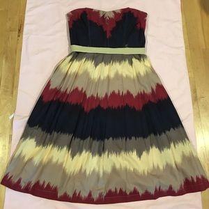 Corey Lynn Carter Strapless Dress