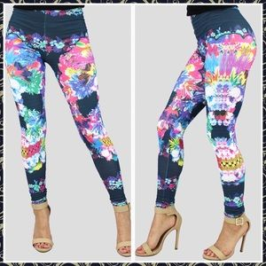 Gypsi's Pants - 🌺NEW🌺 Floral Sublimation Legging