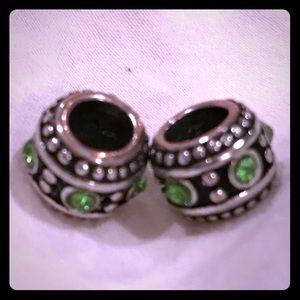 Pandora Jewelry - Pandora Set of Two May Birthday Charms