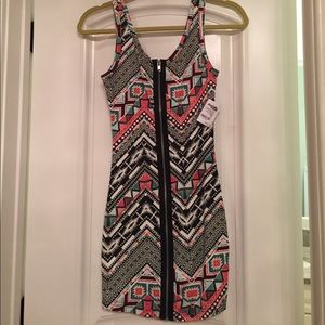 New with tags, Charlotte Russe bodycon dress