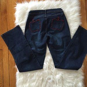 apple bottom jeans size 7/8 eBay