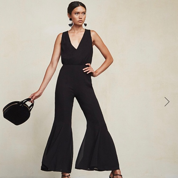 a6d6ca7c6b TRADE DO NOT BUY NWT Reformation Sylvania Jumpsuit