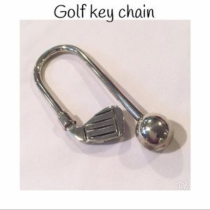 Other - GOLF KEY HOLDER! Dad, Grad, Husband, Brother....😀