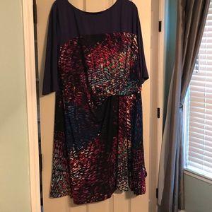 Igigi Dresses & Skirts - Multi colored dress