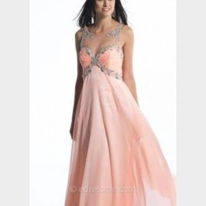 Mori Lee Dresses & Skirts - Prom dress - Sleeves can be removed!!