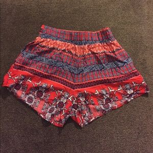 Pants - 💥Sale💥Red white and blue shorts