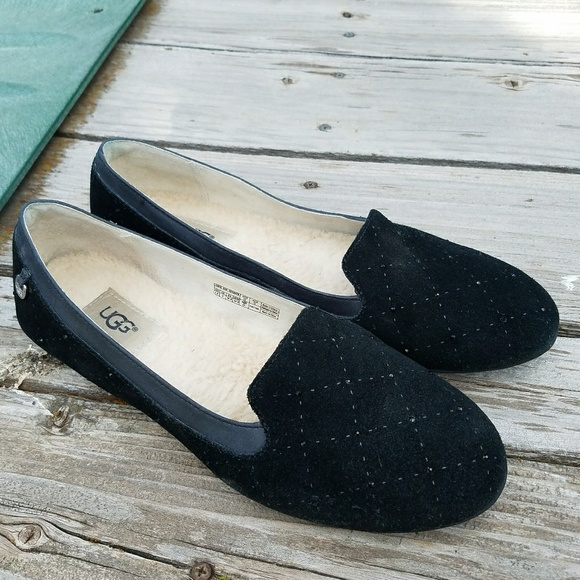 2fc4582f7c2 Ugg Bentlie Diamond Quilt Slippers