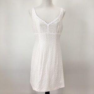 Nanette Lepore Dresses & Skirts - Nanette Lepore Eyelet Dress