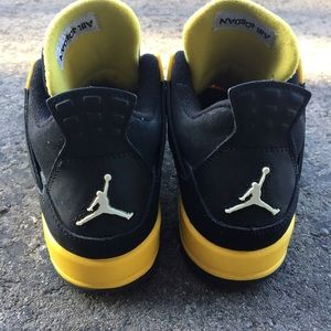 7902b5d55e5517 Air Jordan Shoes - AIR JORDAN 4s RETRO