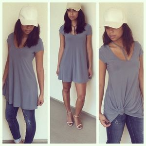 Dresses & Skirts - Front and back strap tunic