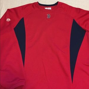 Majestic Other - Men's - Majestic Boston Red Sox Fleece pullover