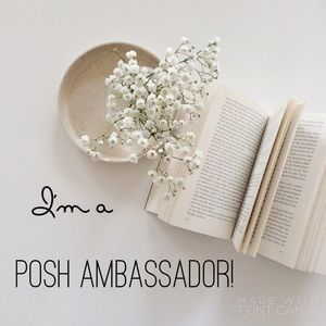 I'm a Poshmark Ambassador! And suggested user!