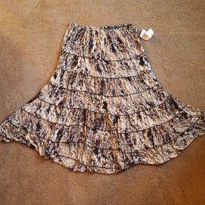 Metro Wear Maxi Skirt