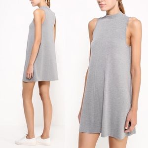 Topshop Dresses & Skirts - Topshop Mockneck Sleeveless Dress