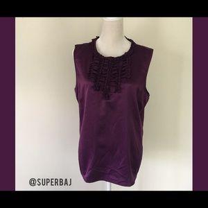 Liz Claiborne Tops - Purple Liz Claiborne blouse