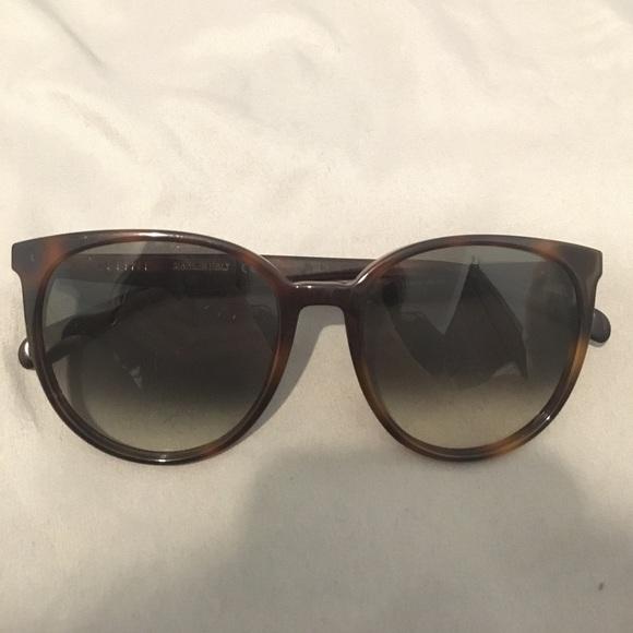 8f3790dfaeb6 Celine Accessories - Celine Thin Mary Sunglasses Brown Havana Tortoise