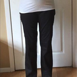 Motherhood Maternity Pants - Motherhood black pants - XS