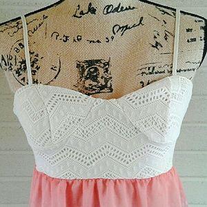 Trixxi Dresses & Skirts - Empire waist maxi dress