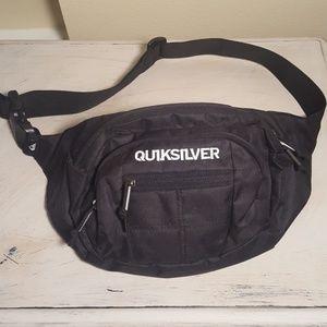Quiksilver Other - Quiksilver fanny pack black