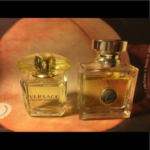 Other - Versace perfume duo