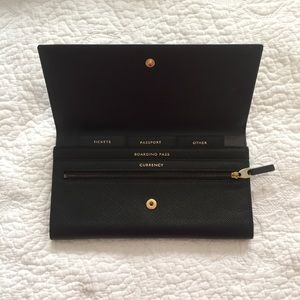 Smythson Handbags - Smythson Travel Wallet