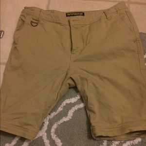 Other - Men's Crash Tilly's Khaki Shorts