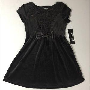 George Other - George: Girls black dress 👗
