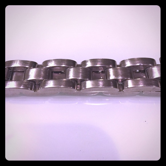 Other - Heavy Stainless Steel Bracelet
