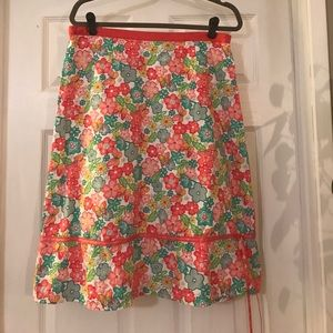 Coldwater Creek Dresses & Skirts - Coldwater Creek floral print skirt