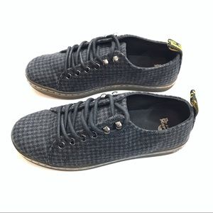 Dr. Martens Shoes - NEW DOC MARTENS Wool Check Sneakers